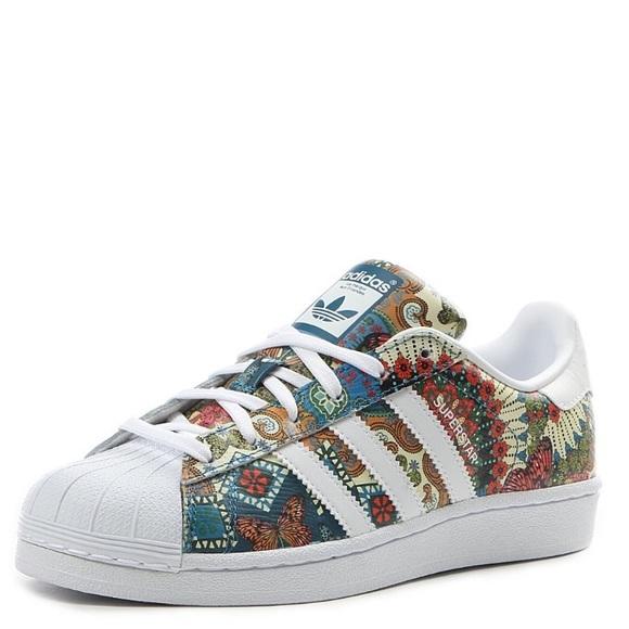 Adidas Superstar Safari Pattern NWT. Rare 7549cbff4148